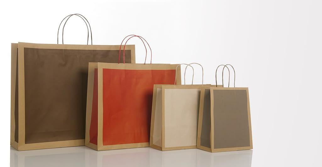 sacchetti di carta ecology