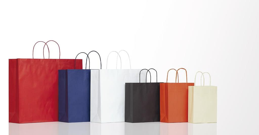 sacchetti di carta linea plus
